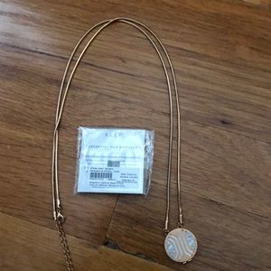 Keep collective oil diffuser necklace with insert